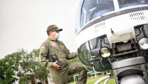Fuerza Aérea Colombiana reforzará el orden público en Ibagué