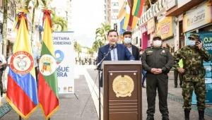 Alcalde Hurtado también le abrirá las puertas de Ibagué a los afganos en tránsito hacia USA