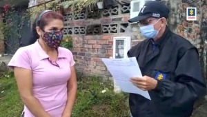Capturada mujer que habría estafado a un comerciante de Ibagué con la venta de aceite vegetal