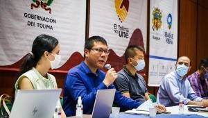 Huawei ayudaría a la cobertura de red e infraestructura tecnológica en el Tolima