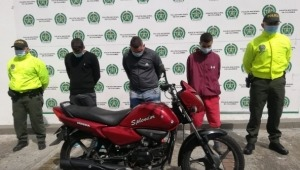 """Capturaron a la banda de atracadores """"Los Splendor"""" que robaron cerca de $80 millones en Ibagué"""