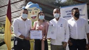 Vivero Municipal de Ibagué ya está registrado ante el ICA