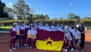 Tolima arrancó con victorias en el Torneo Nacional Juvenil Interligas de Tenis en Pereira