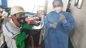 'Empresas por la vacunación': iniciativa para inmunizar contra COVID-19 a recicladores en el Tolima