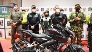'Le volvió el alma al cuerpo': campeón de motovelocidad recuperó su vehículo