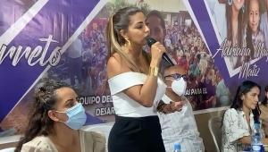 """""""En el Congreso ya se da como uno de los senadores fijos a Óscar Barreto"""": Adriana Matiz"""