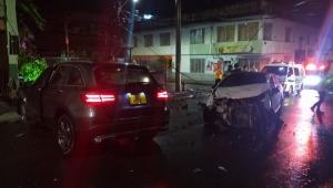 Otro accidente en uno de los puntos más críticos del barrio La Pola en Ibagué