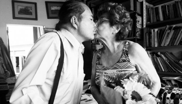 Juntos hasta la muerte: la historia de amor entre el cronista Camilo Pérez e Idaly Aguiar