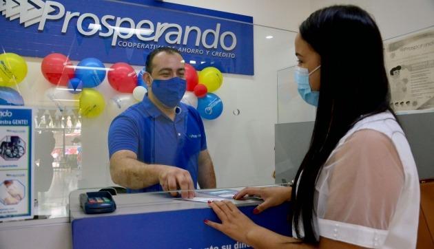 Cooperativa tolimense Prosperando lanza nuevo producto digital para ahorro programado
