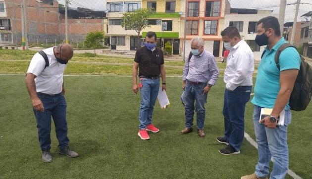 Detectan posible detrimento patrimonial de $143 millones en obras del Megaparque Santa Rita