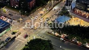 Policía recuperó movilidad en la avenida Guabinal con calle 60