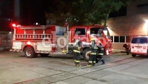 Conato de incendio causó revuelo en el Hospital Federico Lleras, sede Limonar