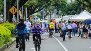 Habrá vacunación contra el COVID-19 en la ciclovía de este domingo en Ibagué