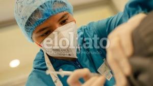 Mayores de 40 años serán vacunados contra el COVID-19