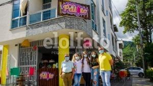 La familia que pasó de la quiebra económica al éxito comercial vendiendo 'Helados de Palito' en Ibagué