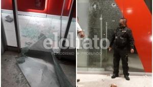 Jóvenes fueron capturados por daños a cajeros automáticos de cuatro bancos en Ibagué