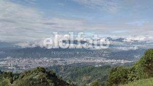 Ideam alerta por altas concentraciones de Dióxido de Azufre en el Tolima