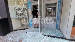 Millonarias pérdidas materiales dejan actos vandálicos en Ibagué