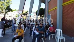 Habilitan el estadio Manuel Murillo Toro para vacunación contra el COVID-19