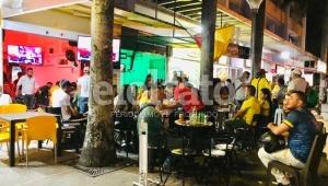Cerraron de manera definitiva tres bares en Bosque Largo
