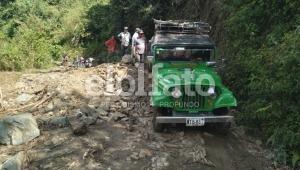 Habitantes de Tapias y Toche dicen que se sienten abandonados por las autoridades locales